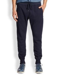 Vince Knit Sweatpants Coastal Blue