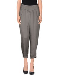 Bea Yuk Mui Bea Trousers Casual Trousers Women Grey