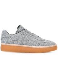 Alexander Wang Lace Up Sneakers Grey