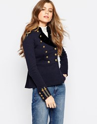Denim And Supply Ralph Lauren Denim And Supply By Ralph Lauren Metal Trim Officer Jacket Cl.Ny Multi
