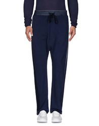 D By D Trousers Casual Trousers Slate Blue
