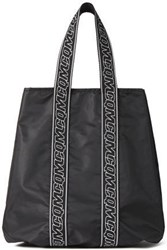 Mcq By Alexander Mcqueen Woman Hyper Printed Shell Tote Black