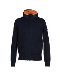 Duck And Cover Jackets Dark Blue