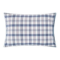 Tommy Hilfiger Check Trim Pillowcase White 50X75cm