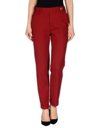 Gerard Darel Casual Pants Brick Red