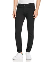 Nana Judy Spring Super Slim Fit Jeans In Classic Black