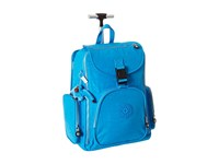 Kipling Alcatraz Ii Backpack With Laptop Protection Summer Splash Backpack Bags Blue