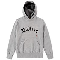 Remi Relief Brooklyn Pullover Hoody Grey