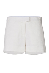 Veronica Beard Tailored Woven Shorts