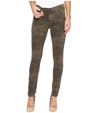 Lucky Brand Brooke Legging Jeans In Jagged Camo Jagged Camo Women's Jeans Olive