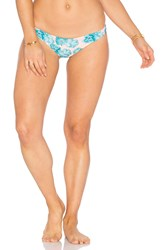 Amuse Society Dallia Teensy Bottom Blue