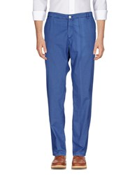 Alessandro Dell'acqua Casual Pants Pastel Blue