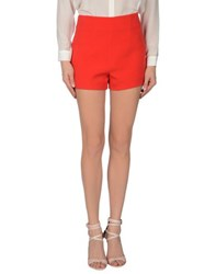 Eleven Paris Trousers Shorts Women Red