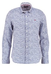 Napapijri Gisborne Slim Fit Shirt Fantasy Light Blue