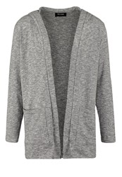 Only And Sons Onsnoki Cardigan Light Grey Melange Mottled Light Grey