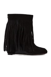 Koolaburra Zarin Fringe Boot Black