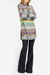 Missoni Women S Multi Intarsia Shirt Boutique1