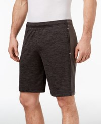 Ideology Id Men's Performance Shorts Created For Macy's Id Charcoal Sd