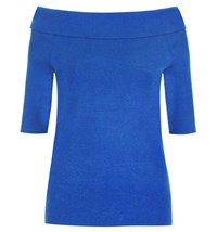 Hobbs Brigette Top Blue