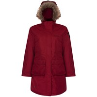 Regatta Lumexia Parka Jacket Red