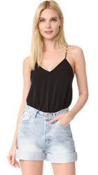 Ayr The Slip Cami Black