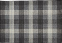 Cb2 Tailor Plaid Rug 6'X9'