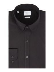 Selected Slim One Travis Dublin Shirt Black