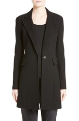 St. John Women's Collection Micro Boucle Knit Blazer