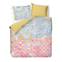 Pip Studio Mixed Up Tiles Duvet Cover King