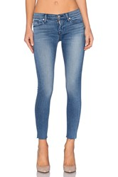 Hudson Jeans Krista Raw Hem Authenticator