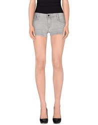 Calvin Klein Jeans Denim Shorts Grey