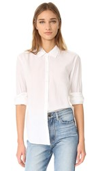 Xirena Beau Button Down White