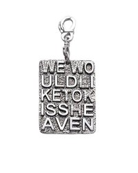 Coomi Sagrada Familia We Would Like To Kiss Heaven Pendant