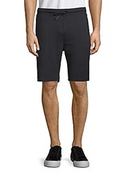 Threads For Thought Boomer Drawstring Shorts Black