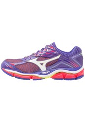 Mizuno Wave Enigma 6 Neutral Running Shoes Passion Flower White Diva Pink Purple