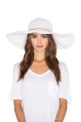 Hat Attack White Ibiza Sunhat