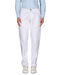 Monocrom Casual Pants White