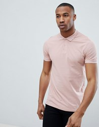 Jack And Jones Essentials Polo Misty Rose Pink