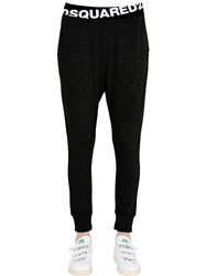 Dsquared Viscose Jersey Jogging Pants