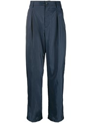 Valentino Technical Fabric Pleated Trousers 60
