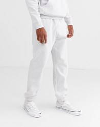 Obey All Eyez Ii Joggers With Small Logo In Grey