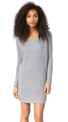 Bb Dakota Jack By Merriweather Sweater Dress Light Heather Grey