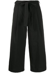 Dkny Cropped Wide Leg Trousers 60