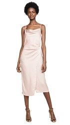 Re Named Maddy Slip Dress Dusty Pink