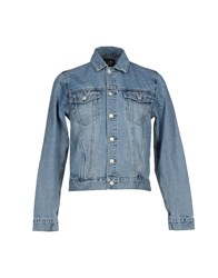Cheap Monday Denim Denim Outerwear Men Blue