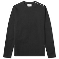 S.N.S. Herning Naval Crew Knit Black