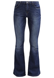 Only Onlgigi Bootcut Jeans Medium Blue Denim