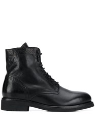 Buttero Lace Up Ankle Boots 60