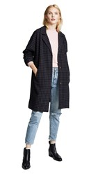 The Great Great. Tour Coat College Plaid