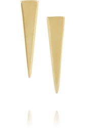 Wendy Nichol 14 Karat Gold Stud Earrings